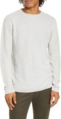 Scotch & Soda Textured Crewneck Sweater