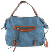 Sondra Roberts Street Smart Shopper Shoulder Bag