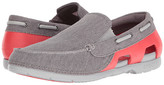 Crocs Beach Line Canvas Slip-On
