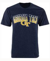 Colosseum Men's Georgia-Tech Gradient Arch T-Shirt