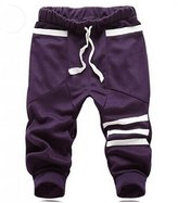 TOP ONE TopOne Mens Sport Athletic Baggy Gym Jogger Joggin Pants Shorts Trousers( XL)
