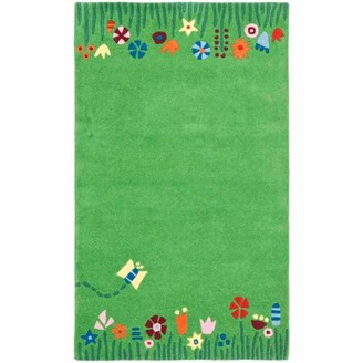 Safavieh Kids Topher Play Grass Area Rug or Runner