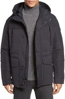 Michael Kors Men's Hooded Down Jacket