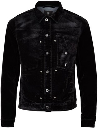G Star Scutar Slim Denim Jacket