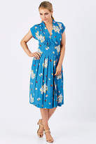 Emily And Fin NEW Womens Calf Length Dresses Flora Dress Blossom