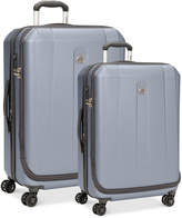 Delsey CLOSEOUT! Helium Shadow 3.0 Hardside Spinner Luggage, In Blue, a Macy's Exclusive Color