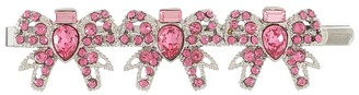 Miu Miu Exclusive to Mytheresa Crystal-embellished barrette