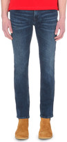 HUGO BOSS Slim-fit tapered jeans