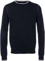 Fay crew neck jumper - men - Virgin Wool - 48