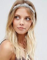Asos Winter Jewel Headband
