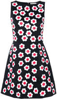 Alice + Olivia Alice+Olivia sleeveless floral dress