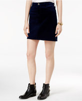 Tommy Hilfiger Corduroy Mini Skirt