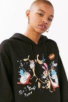 Junk Food Clothing Ren & Stimpy Hoodie Sweatshirt
