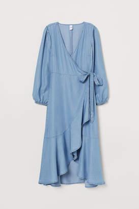 H&M Lyocell denim dress