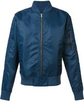Zanerobe flight bomber jacket
