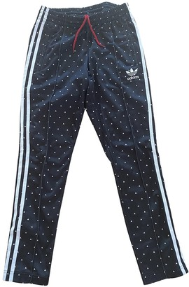 Pharrell Adidas X Williams Black Trousers for Women