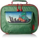 Bixbee Boy's Dino Lunchbox, Green