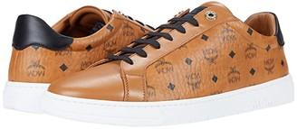MCM Terrain Derby Sneaker (Cognac) Men's Shoes