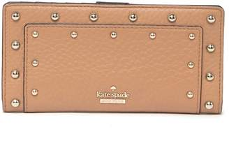 Kate Spade Stacy Studded Wallet