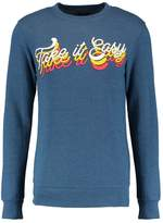 Celio JEPREM Sweatshirt bleu canard