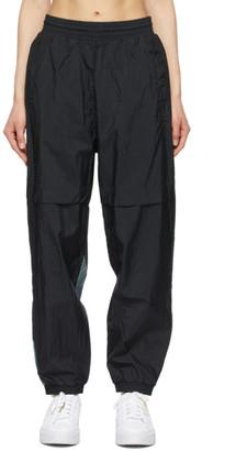 adidas Black Adicolor Slice Trefoil Japona Track Pants