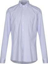 Grey Daniele Alessandrini Shirts - Item 38653307