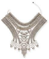 DYLANLEX Falkor V Crystal Statement Choker Necklace