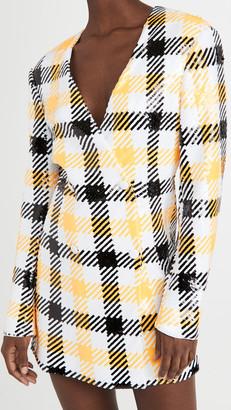 Rotate by Birger Christensen Caroline Blazer Dress