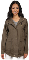 Vince Camuto Hooded Rugged Urban Coat w/ Removable Hood