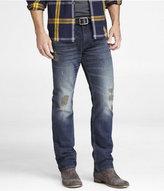Express Rocco Slim Fit Skinny Leg Jean