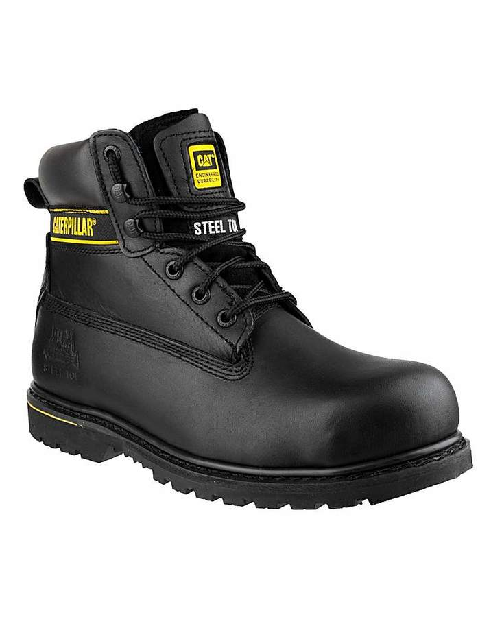 9af943a4403 Cat Workwear Caterpillar Holton Safety Boot