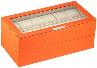 Wolf 319739 Stackable Set of 2 - 12 Piece Watch Trays