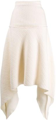 Atu Body Couture Love Powder midi skirt