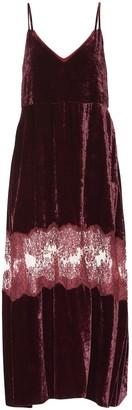 Stella McCartney Kelsey velvet dress