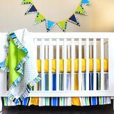 Pam Grace Creations Rockstar 4-Piece Crib Bedding Set