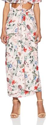 MinkPink Women's Aloha Maxi Skirt