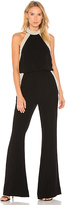 Rachel Zoe Elinor Jumpsuit in Black. - size 6 (also in )