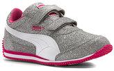 Puma Girls' Steeple Glitz Glam V Infant