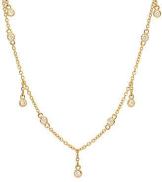 Nephora 14K 0.51 Ct. Tw. Diamond By The Yard Necklace