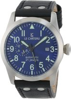 Le Château Men's 7081m_bl Dynamo Watch