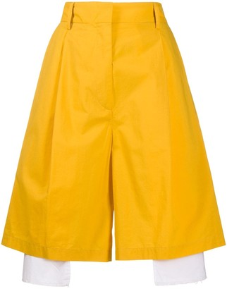 Maison Flaneur Layered Culottes