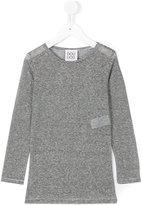 Douuod Kids - Antagonista t-shirt - kids - Linen/Flax/Viscose - 4 yrs
