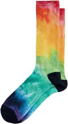 Banana Republic Pride 2020 Tie-Dye Sock