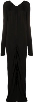 Gianfranco Ferré Pre-Owned 1990s Long-Sleeve Jumpsuit