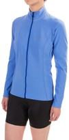 Gore Bike Wear Element Thermo Cycling Jersey - Full Zip, Long Sleeve (For Women)