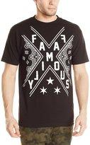 Famous Stars & Straps Men's X Con T-Shirt