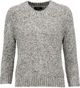 Theory Serino melangé sweater