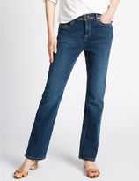 Marks and Spencer Bootcut Leg Jeans