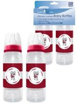 Caseys Alabama Crimson Tide Baby Bottles - 2 Pack