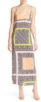 Charlie Jade Women's Silk Maxi Dress